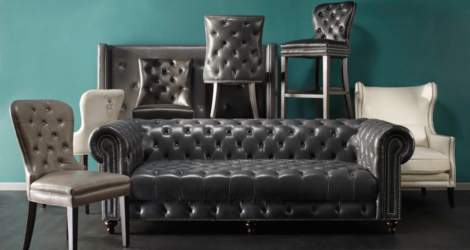 Leather Furniture | Leather Chairs, Sofas & Beds | Z Gallerie
