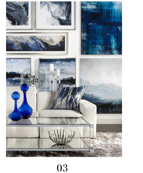 Small High Impact Decor Ideas: Z Gallerie - Small Changes - Big