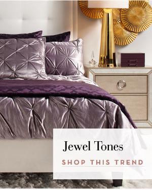 Trend - Jewel Tones