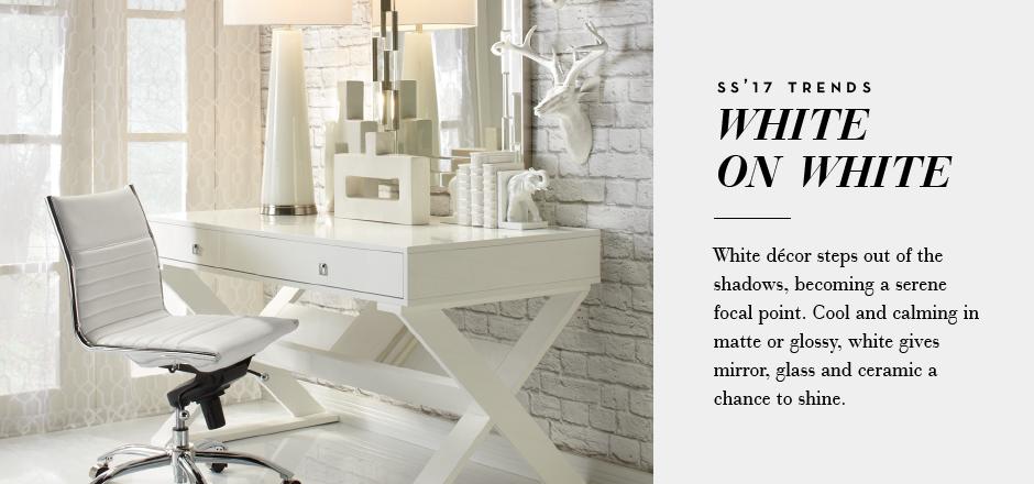 Spring/Summer '17 Trends - White on White
